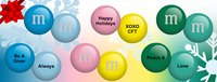 Personalized M&M's Make a Great Gift Idea!