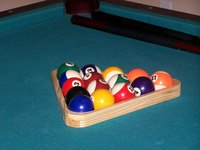 Pool table slate has various uses.