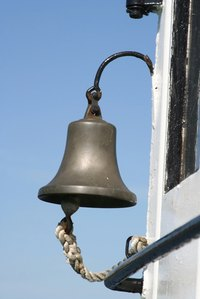 Use an image as a guide for your tissue bell shapes.