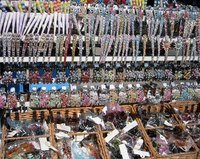 Putting your bows and clips keeps them together and looks professional.