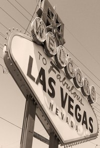 "The ""Welcome to Las Vegas"" sign was created in 1959."