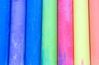 Make any color chalk you want.