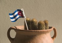 Combine a history lesson on Cuba with crafts related to the island nation.