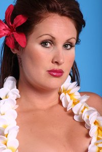 You can make your Hawaiian hula costume look authentic with a few easy steps.