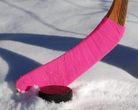 You can make your own hockey stick.