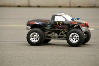 Building a nitro RC car is challenging and fun.