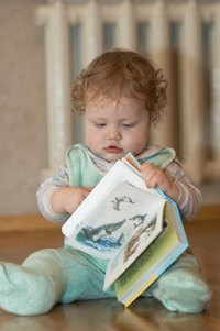 Share your love of reading by choosing a favorite children's book for your next baby gift.