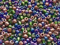 Small children need beads with large holes.