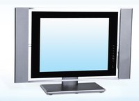 Mounting a flat screen inside an existing entertainment center involves considering new screen ratios.