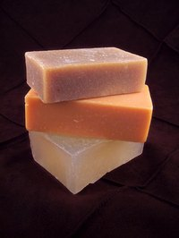 Certain natural oils increase the lather of homemade soaps.