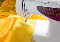 Using your sewing machine, it should not take long to add shirring tape to your curtains.