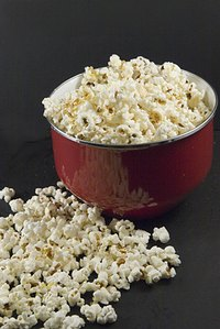 Make delicious popcorn in your pressure cooker.