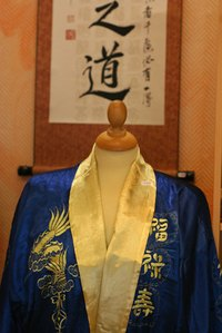 Japanese kimonos have been around for several thousand years.