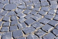 Paver stones come in many shapes, textures and colors.