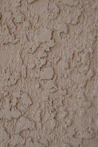 Dryvit is a synthetic alternative to stucco.