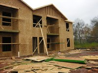 Tempered hardboard is the preferred choice for exterior projects.