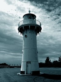 The lighthouse of home