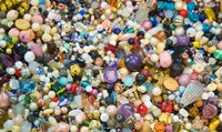 Selection of beads.