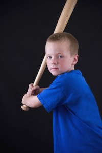 Inside every little boy lies a potential champion baseball player.
