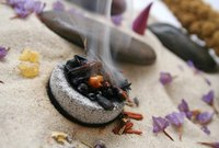 Along with mental clarity, rosemary incense promotes calm and peaceful sleep.