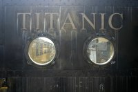Use the Titanic as crafting inspiration.
