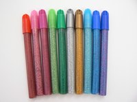 Glitter glue sticks