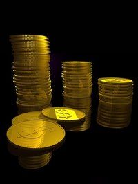 Gold coins can be used for multiple gold-themed costumes.