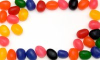 Use jelly beans to represent organelles for your cell model.