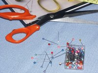 Sew baseball patches correctly for a neat finish and a strong hold.