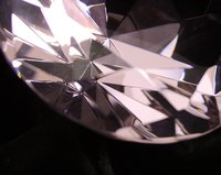 Crystal and glass can be repaired with specialty glues