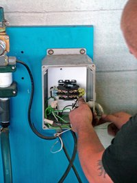 Turn the power off before attempting any electrical repairs