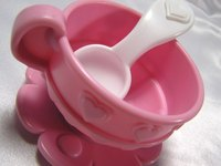 Use plastic teapots and teacups as props for engaging tea party games.