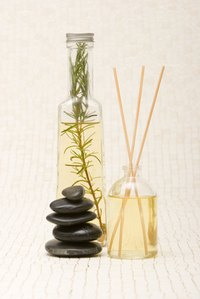 Diffusing essential oils is a wonderful way to add fragrance to your home.