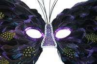 Don your mask and enjoy an evening of fun masquerade activities.
