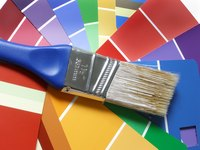 Match Valspar paint to your Behr color swatch.
