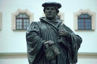 Learning about Martin Luther doesn't have to mean reading from a text book.