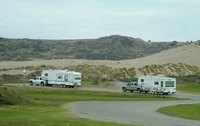 RV's and camper trailers can sustain a lot of water damage due to their constant exposure outdoors.
