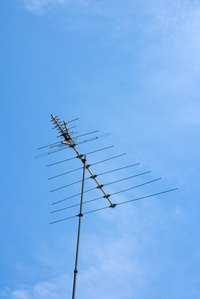 Make sure all antennas are grounded in case of a lightning strike.
