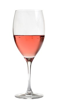 Use your rose wine soon rather than aging it.