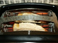 Toasters cause a suprising number of kitchen fires.