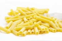 A variety of pasta types gives Cavatini a pleasing appearance.