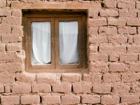 Adobe bricks have been used to build homes for thousands of years.