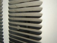 Close off this vent to save money on your heating and cooling bills.