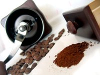 Make your own nitrogen-rich fertilizer with coffee grounds.