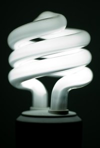Small levels of mercury in light bulbs can cause some health concerns.