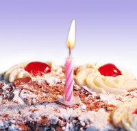 Be prepared: A centennial birthday requires a lot more candles.
