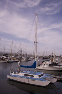 Ventura is one of three ports in Ventura County.