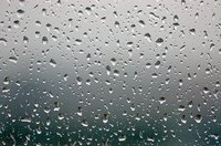 Window glass is impermeable to rain but quite permeable to light rays.