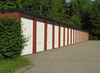 Multi-garage units carry more risks than single garages.