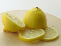 Something as simple as lemons can help you get rid of fleas.